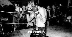 Internship at Overthrow New York