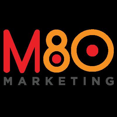 M80 Marketing Interns Logo