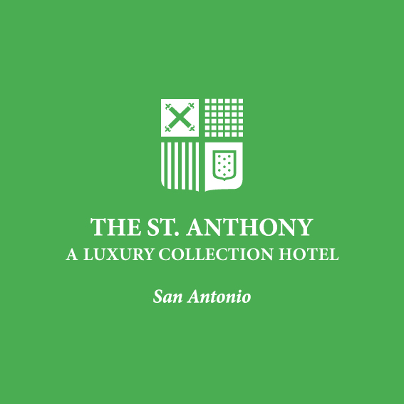 The St. Anthony Hotel Interns Logo
