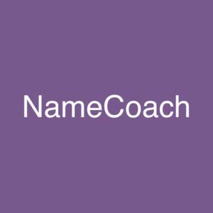 Internship at NameCoach, Inc.