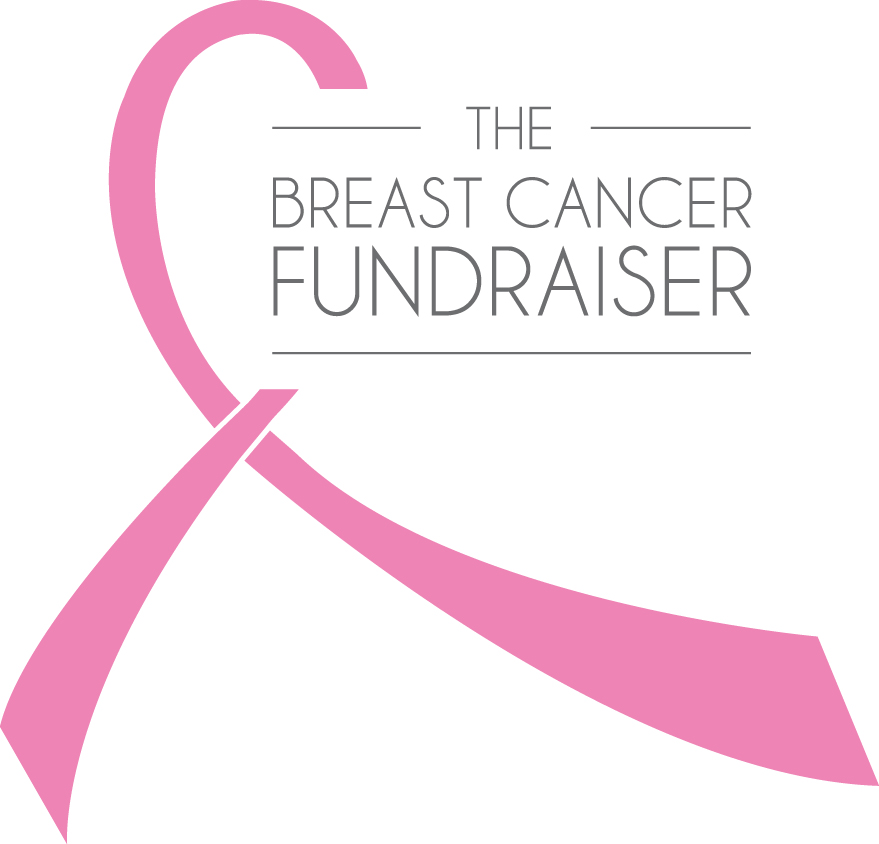 The Breast Cancer Fundraiser Interns Logo