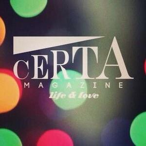Internship at Certa Mag