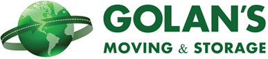 Golan's Moving & Storage Interns Logo