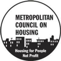 Internship at Met Council on Housing