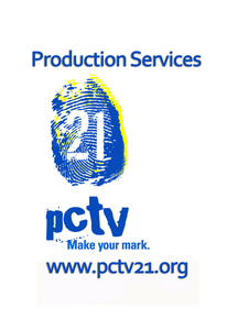 Internship at Pittsburgh Community Television Corporation