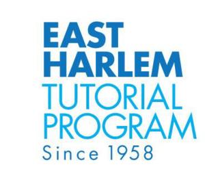 Internship at East Harlem Tutorial Program