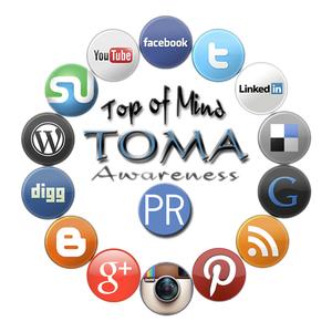 Internship at Top of Mind Awareness Public Relations (TOMA-PR)