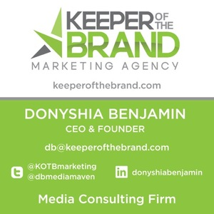 Internship at Keeper of the Brand Marketing, PR & Media Consulting Firm