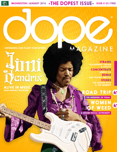 Internship at DOPE Magazine