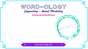 Internship at WORD-OLOGY