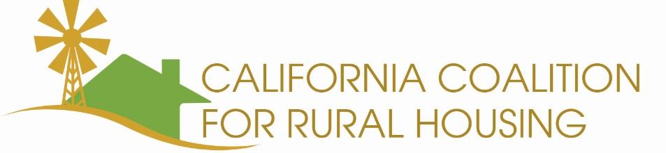 California Coalition for Rural Housing Interns Logo
