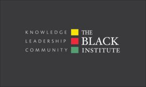 Internship at The Black Institute