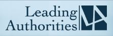 Internship at Leading Authorities Inc