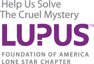 Internship at Lupus Foundation of America, Lone Star Chapter