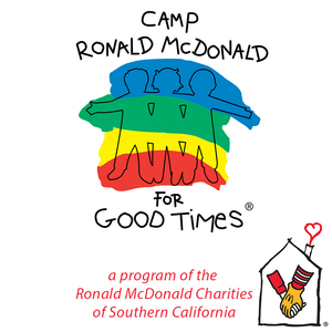 Internship at Camp Ronald McDonald for Good Times