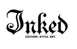 Inked Magazine logo