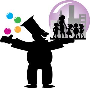 Internship at NannyTainment Event Childcare