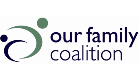 Our Family Coalition Interns Logo
