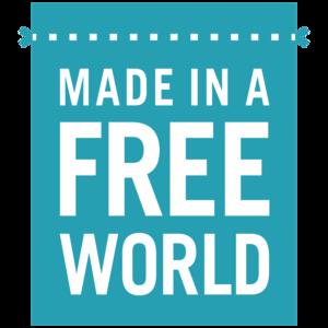 Internship at Made In A Free World
