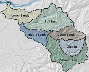 Internship at Sandy River Basin Watershed Council