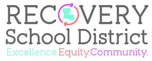 Internship at Louisiana Recovery School District
