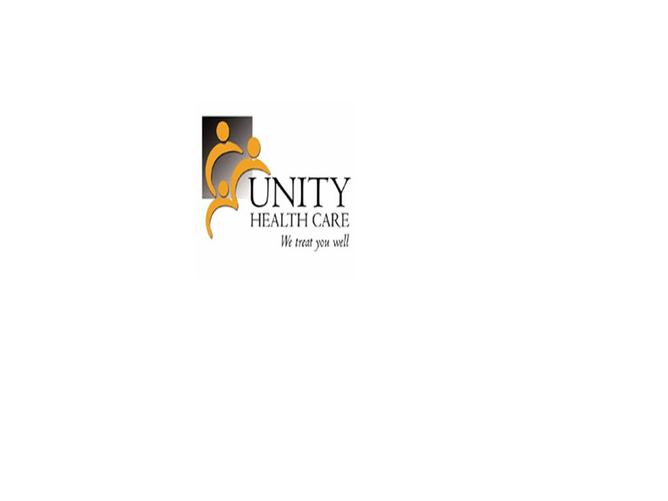 Unity Health Care Interns Logo