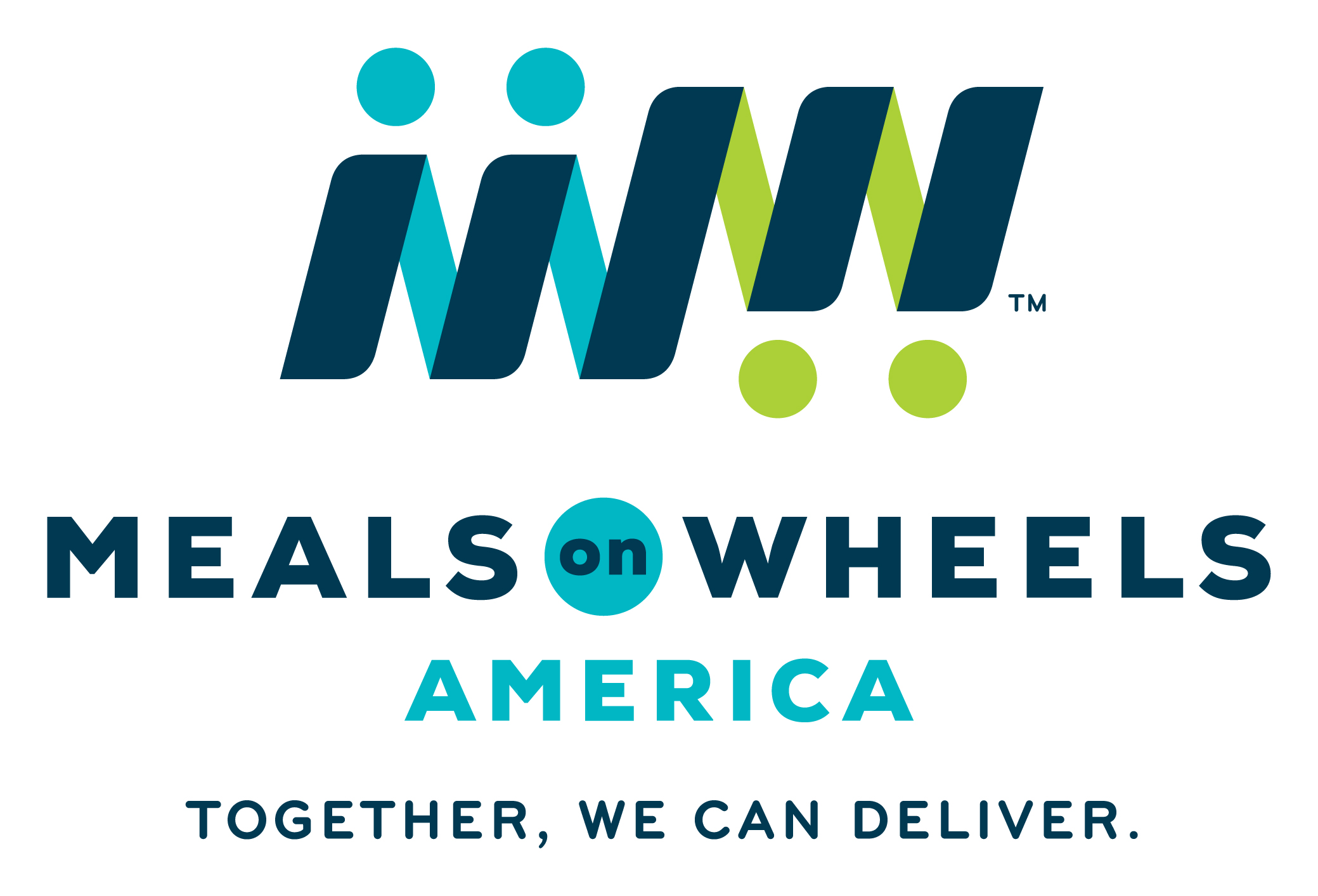 Meals on Wheels America Interns Logo